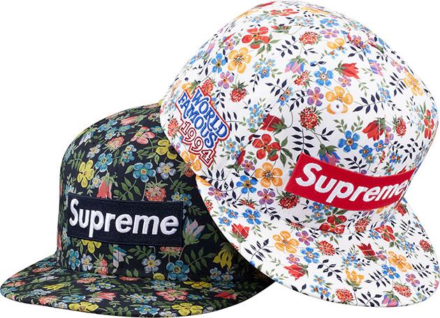 89e7387c6cf89 supreme-liberty-floral-box-logo-new-era-caps-